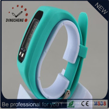 Мода Браслет светодиодный наручные спортивные часы с логотипом Заказчика