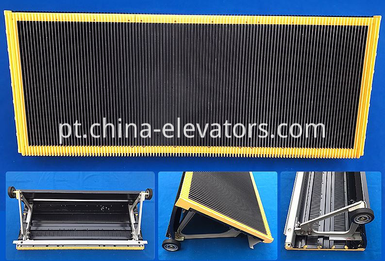 Stainless Steel Step for Hitachi Escalators 1000mm