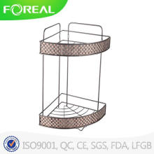 Mainstays 2-Shelf Corner Shower Caddy