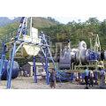 QLB-60 Series Modular Positive Asphalt batching plant