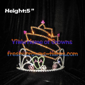Hot Selling Wholesale Summer Slipper Crowns