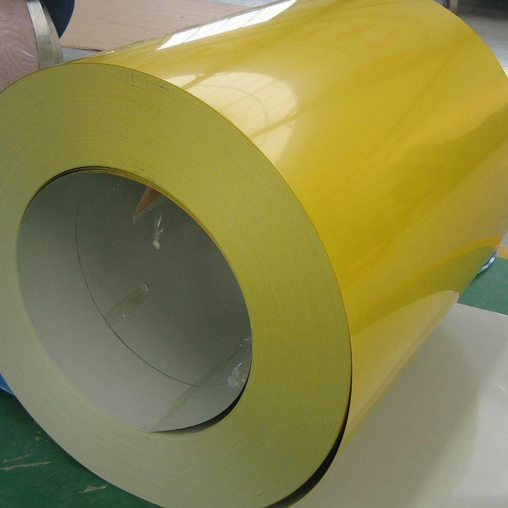 coated aluminum sheet coi