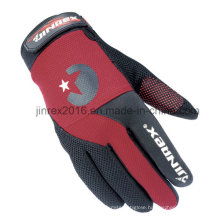 Cycling Full Finger Bike Sports Equipment Glove Gel Padding Sports Glove