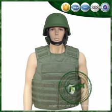 Police der Stufe IIIA / III / IV Kavlar Kugelsichere Westenpanzerung