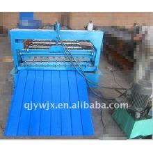 máquina de prensagem galvanizada automática dianteira do rolo da plataforma de assoalho
