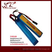 Twins Firefox 2400mAh 11.1V 20c Li-Po Li-Polymer Battery