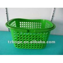 molde completamente automático de la cesta de inyección plástica