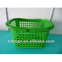 fully automatic plastic injection basket mould