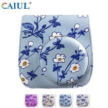 Sen Department Of Flower Pattern Polaroid Camera Bag