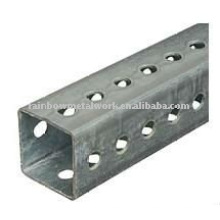 Galvanized Square Post