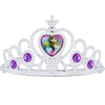 Elegante Krone Stirnband Charming Strass Tiara
