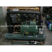 Unidade de Condensação Bitzer (chiller de água)