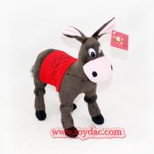 Plush Music Toy Donkey