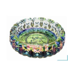 Cenicero de vidrio con buen precio Kb-Jh06186