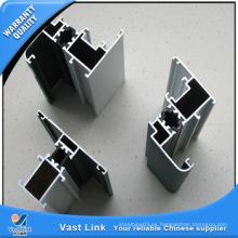 Perfil de aluminio 6063 T5 para la construcción