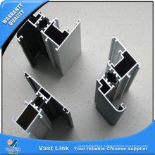 Perfil de alumínio 6063 T5 para a construção