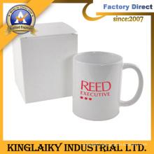 Customized Promotional Mug/ Ceramic Mug with White Box (NGS-1016)