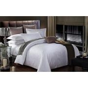 4 pcs comforters hotel pure cotton bedding sets