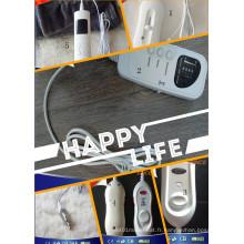 Contrôleur pour couverture électrique et autres produits de chauffage