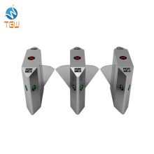 Shenzhen Security Turnstile Flap Gate with Face Recognition