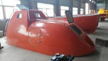 65 persons totally enclosed safety lifeboat