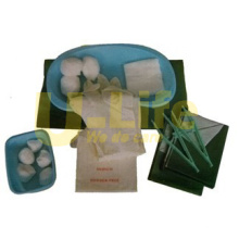 Стерильный комплект для катетеризации - хирургический пакет