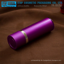 ZB-RA30 30ml 100 % Qualitätskontrolle von airless Lotion Pumpe Doppelschichten Kosmetikverpackungen airless