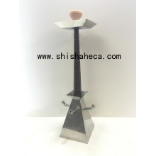 Factory Outlets Wood Shisha Nargile Smoking Pipe Hookah