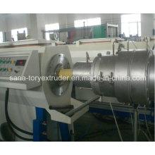 Tuyau en plastique de PVC de 200-400mm faisant des machines