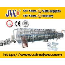 Full servo adulto fralda máquina preço (CE & ISO Aprovado)