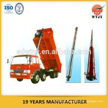 Cilindro hidráulico usado para camiones volquete de gran tonelaje