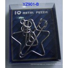 Childrn metal mind puzzle juegos