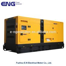 Generador diesel de 250kva de venta directa de fábrica