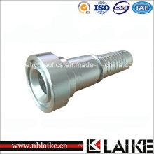 SAE Flansch 9000 Psi für Gummi Hydraulik Schlauchanschluss (87912)