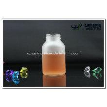 180ml White Frost Hermetic Glass Medicine Bottles