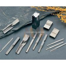 Zinn-beschichtete Form-Bestandteile Zinn-überzogener Block-Locher (MQ2148)