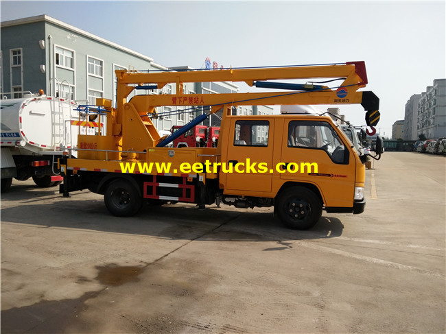 16m Telescopic Aerial Platform Trucks