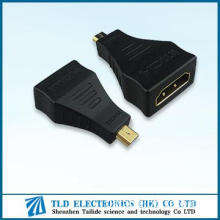 HDMI (Type-A) Female to Micro-HDMI (Type-D) Male  HDMI Adapter