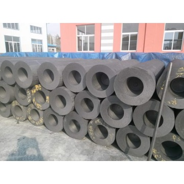 Advanced casting graphite electrode