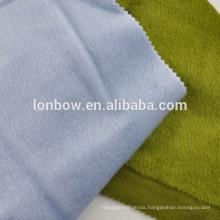 heavy woolen coat fabric wool viscose blend fabric