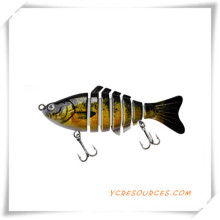 Top Grade Grade Plastic Fishing Lure--UV Coated Diving Minnow for Promotion