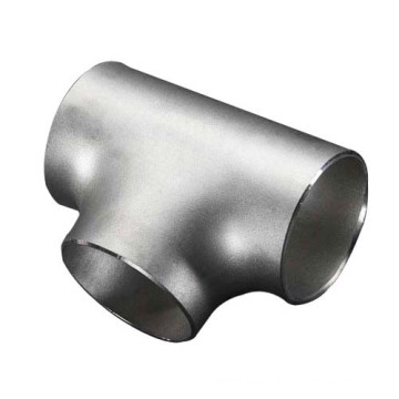 100% Original for Fitting Equal Tee SS 304L Stainless Steel Equal Tee export to Portugal Suppliers
