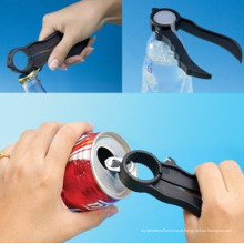 Abridor multifuncional plástico Top garrafa