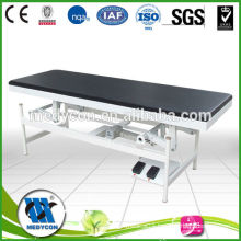 BDC102 Powder-coated steel exam treatment bed
