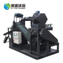 Máquina de reciclagem de cabos de fio de cobre