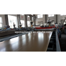 wpc foam board extruder machine/ pvc foam board extruder machine