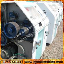 machine complète moderne industrielle de moulin de farine de maïs / maïs industriel, moulins de rouleau, vendeur de ligne de production de moulin de farine