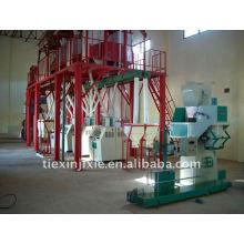 large scale grain flour mill