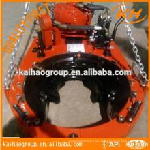 Pinzas de potencia hidráulicas TQ508 / 70Y