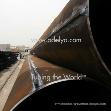 Interlock Welded Pipes